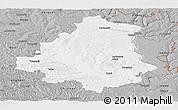 Gray Panoramic Map of Orhei