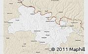Classic Style 3D Map of Soroca