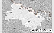 Gray 3D Map of Soroca
