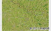 Satellite 3D Map of Soroca