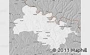 Gray Map of Soroca