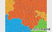 Political Map of Soroca