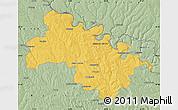 Savanna Style Map of Soroca