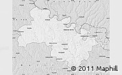 Silver Style Map of Soroca