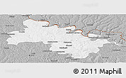 Gray Panoramic Map of Soroca