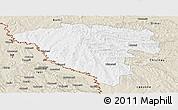 Classic Style Panoramic Map of Ungheni