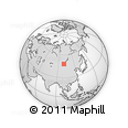 Outline Map of Arhangay