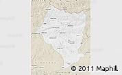 Classic Style Map of Bulgan