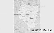 Silver Style Map of Bulgan