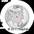Outline Map of Dzavhan
