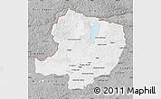 Gray Map of Hovsgol