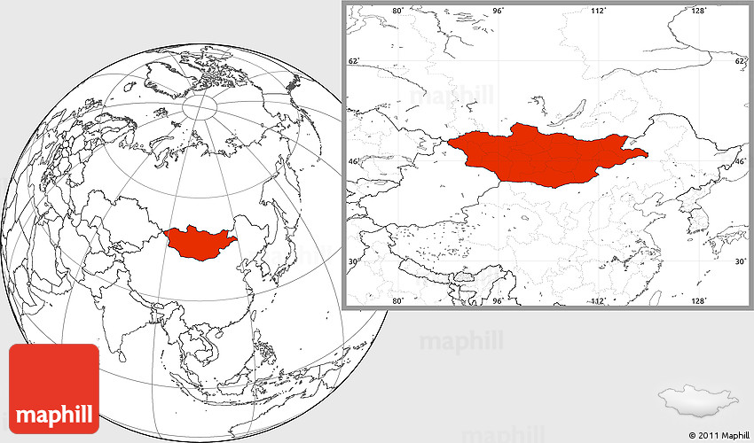 blank location map of mongolia, wiring diagram, mongolia location on world map