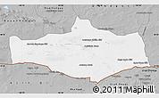 Gray Map of Omnogovi