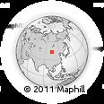 Outline Map of Omnogovi