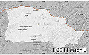 Gray Map of Selenge