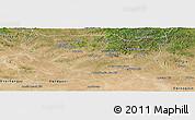 Satellite Panoramic Map of Tov