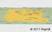 Savanna Style Panoramic Map of Tov