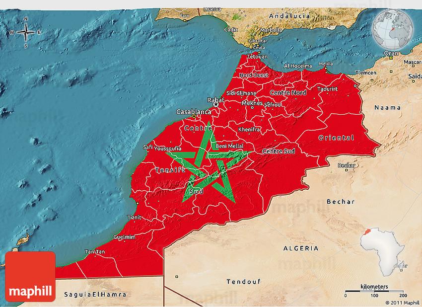 Flag 3D Map of Morocco, satellite outside Map Morroco on india map, kenya map, poland map, malawi map, senegal map, mauritania map, rwanda map, niger map, sierra leone map, egypt map, israel map, mexico map, eritrea map, mauritius map, iraq map, mozambique map, liberia map, spain map, algeria map, lesotho map, moldova map, western hemisphere map, saudi arabia map, cameroon map, europe map, ghana map, libya map, tunisia map, japan map, brazil map, namibia map, italy map, chad map, mali map, france map, south africa map, angola map, nigeria map,