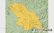 Savanna Style Map of Fes