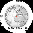 Outline Map of Errachidia