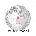 Outline Map of Khemisset