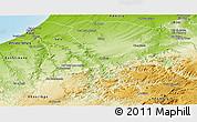 Physical Panoramic Map of Khemisset