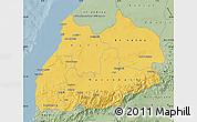 Savanna Style Map of Tensift