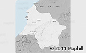 Gray 3D Map of Safi