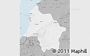 Gray Map of Safi