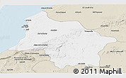 Classic Style Panoramic Map of Safi
