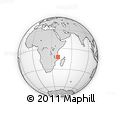 Outline Map of Meluco