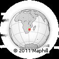 Outline Map of Massingir
