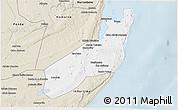 Classic Style 3D Map of Jangamo