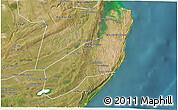 Satellite 3D Map of Jangamo