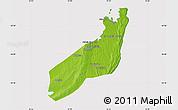 Physical Map of Jangamo, cropped outside