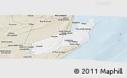 Classic Style Panoramic Map of Jangamo