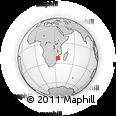 Outline Map of Vilanculos