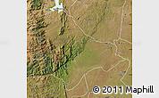 Satellite Map of Sussundenga