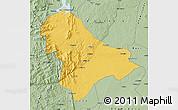 Savanna Style Map of Sussundenga