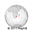 Outline Map of Maputo