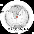 Outline Map of Namaacha