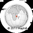 Outline Map of Lichinga