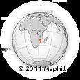Outline Map of Nhamatanda