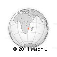 Outline Map of Sofala