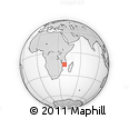 Outline Map of Gile
