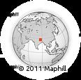 Outline Map of Janakpur