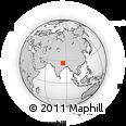 Outline Map of Narayani