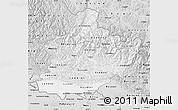 Silver Style Map of West