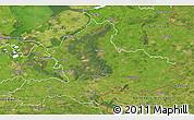 Satellite 3D Map of Gelderland