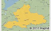 Savanna Style Map of Gelderland